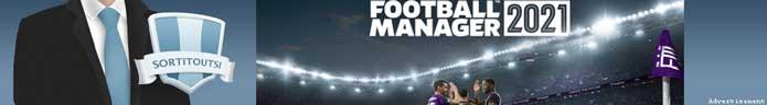 Football Manager 2021 - sortitoutsi
